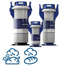 BRITA PURITY STEAM Waterfilters